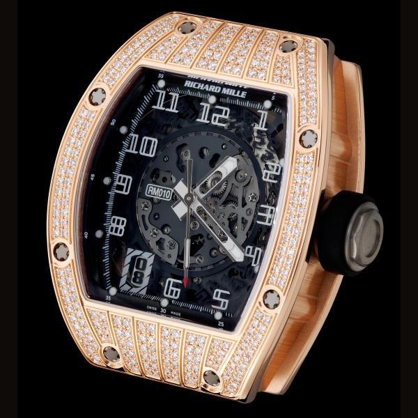 часы Richard Mille RM 010