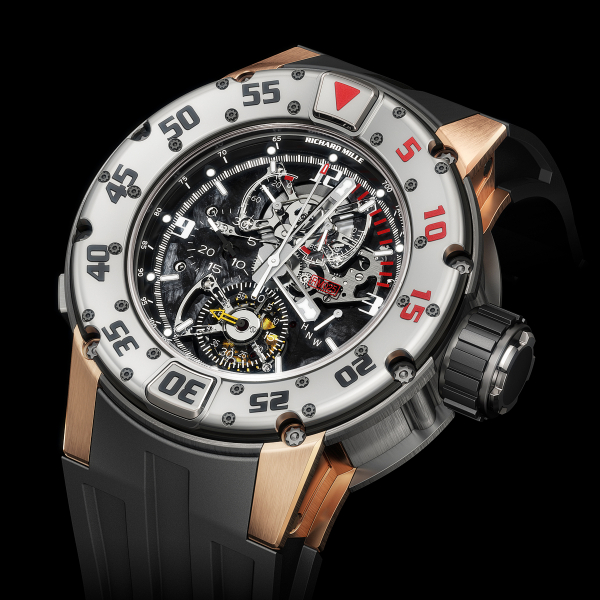 часы Richard Mille RM 025