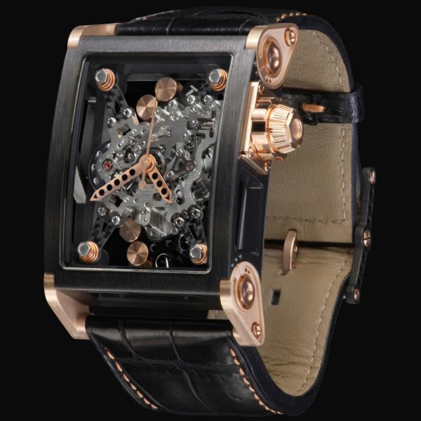часы B.R.M Birotor