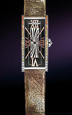 часы Van Der Bauwede Java