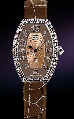 часы Van Der Bauwede Spider Tutti-Frutti