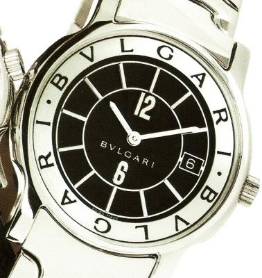 часы Bulgari Solotempo