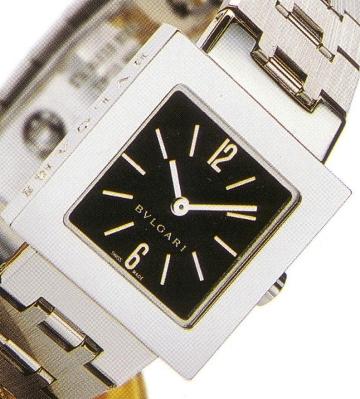 часы Bulgari Quadrato