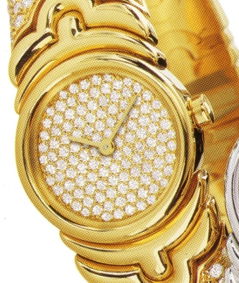 часы Bulgari Parentesi