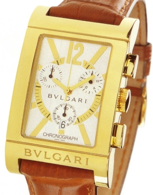 часы Bulgari Rettangolo