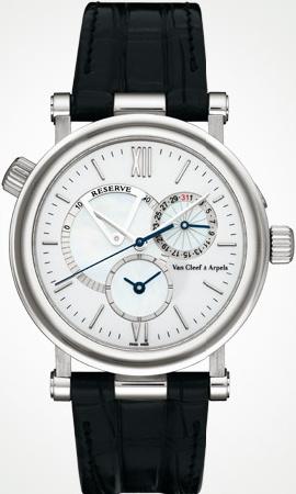 часы Van Cleef & Arpels Dual Time