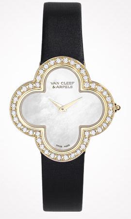 часы Van Cleef & Arpels Alhambra Vintage M