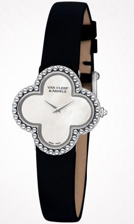 часы Van Cleef & Arpels Alhambra Vintage S