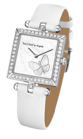 часы Van Cleef & Arpels Lady Arpels Papillon S