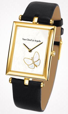 часы Van Cleef & Arpels Lady Arpels Papillon