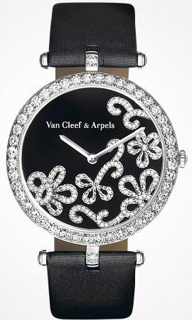 часы Van Cleef & Arpels Lady Arpels Dentelle