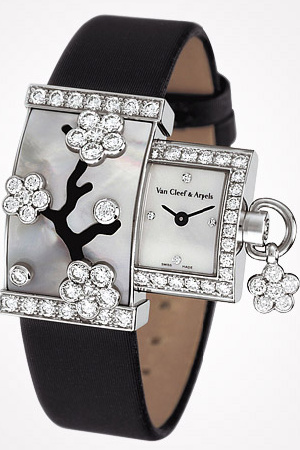 часы Van Cleef & Arpels Secret  Miroir des Eaux
