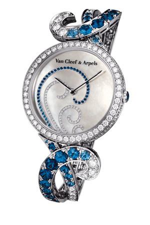 часы Van Cleef & Arpels Atlantide