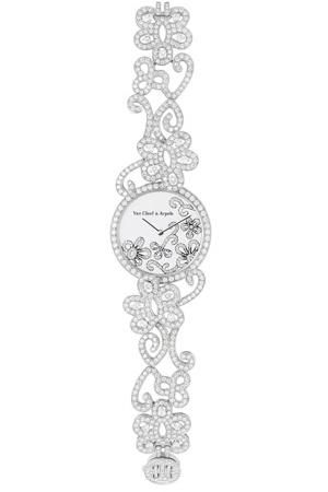 часы Van Cleef & Arpels Dentelle XL