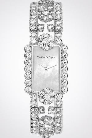 часы Van Cleef & Arpels Fleurette