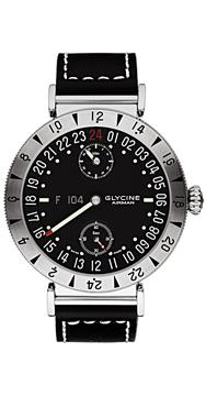 часы Glycine Airman F 104 Regulateur