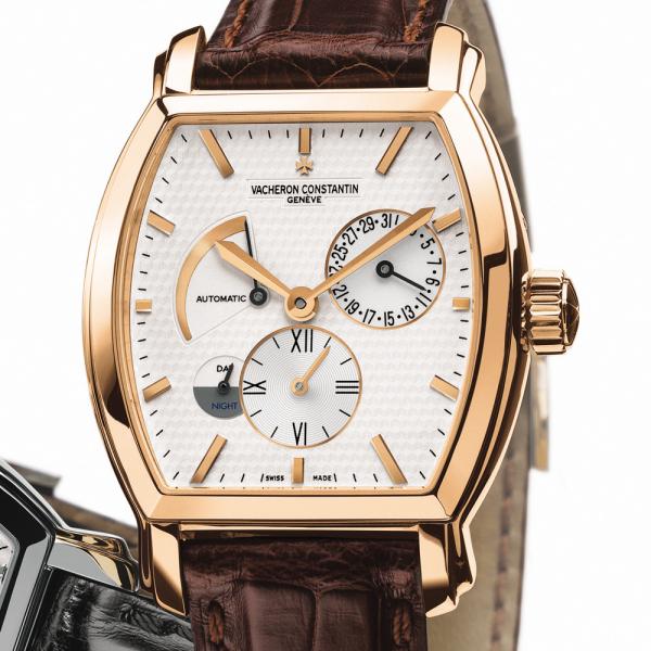 часы Vacheron Constantin Tonneau Dual Time