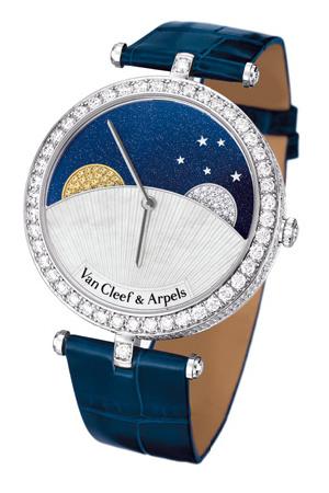 часы Van Cleef & Arpels Jour et Nuit