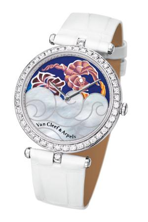 часы Van Cleef & Arpels Oceanide
