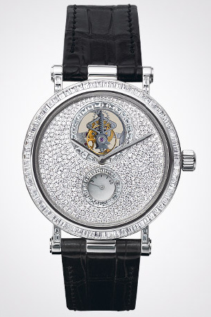 часы Van Cleef & Arpels Tourbillon Vendome