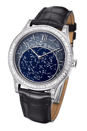 часы Van Cleef & Arpels Midnight in Paris