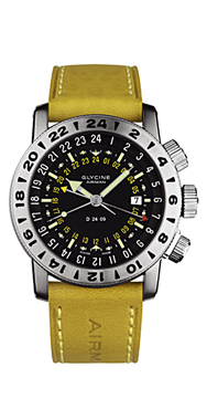 часы Glycine Airman Double 24 09