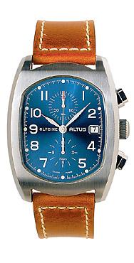часы Glycine Altus chronograph
