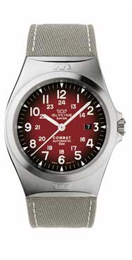 часы Glycine Combat automatic 44mm