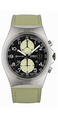 часы Glycine Combat chronograph 44mm