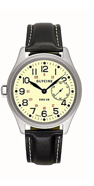 часы Glycine KMU 48 left