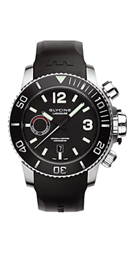 часы Glycine Lagunare Certified Chronometer 3000