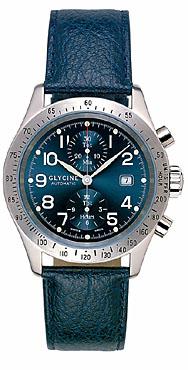часы Glycine Stratoforte chronograph