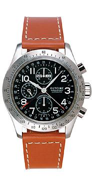 часы Glycine Stratoforte compliqué