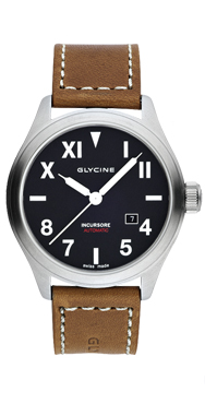 часы Glycine Incursore III 44mm automatic