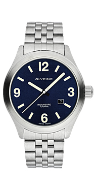 ���� Glycine Incursore III 44mm automatic