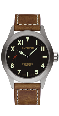 часы Glycine Incursore 44mm Officer