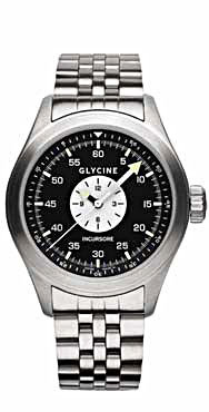 часы Glycine Incursore 44mm automatic ARCO II