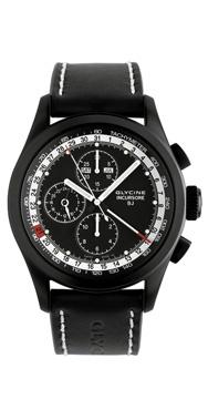 часы Glycine Incursore Black Jack Compliqué