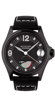 часы Glycine Incursore Power Reserve DLC