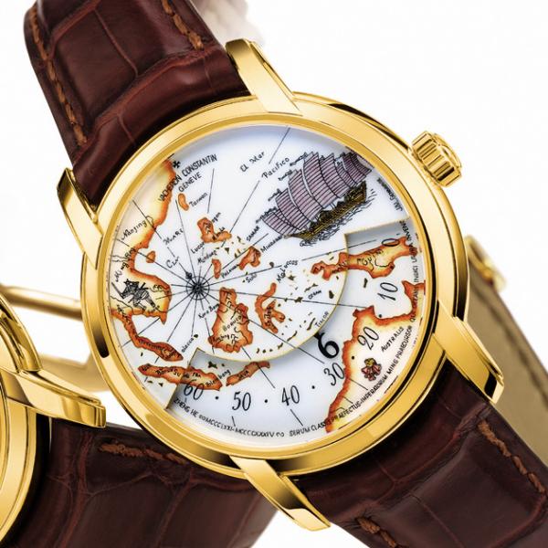 часы Vacheron Constantin Metiers Dart