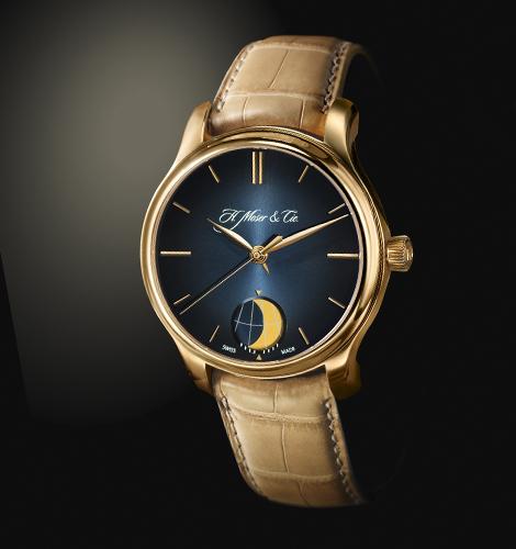 часы H.Moser & Cie PERPETUAL MOON