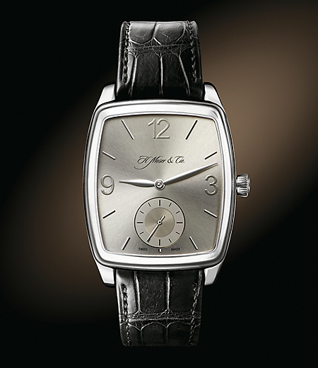 часы H.Moser & Cie HENRY Double Hairspring