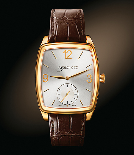 ���� H.Moser & Cie HENRY Double Hairspring