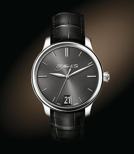часы H.Moser & Cie Monard Date