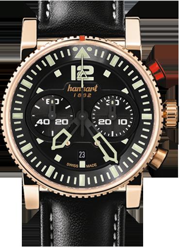 часы Hanhart PRIMUS PILOT`S CHRONOGRAPH