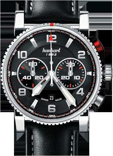 часы Hanhart PRIMUS RACER'S CHRONOGRAPH