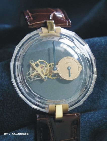 часы Vincent Calabrese Tourbillon Phantom