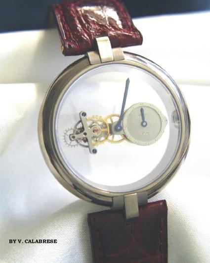 часы Vincent Calabrese Tourbillon Regulus