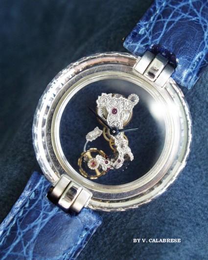 часы Vincent Calabrese Symboliques Italie Platine