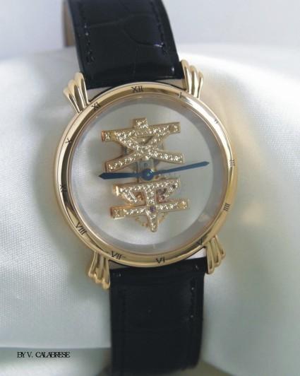 часы Vincent Calabrese Symboliques Japan